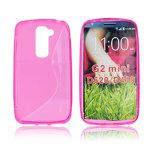 Silicone S-Line LG G2 Mini/D620 pink