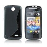 Silicone HTC Desire 310 black