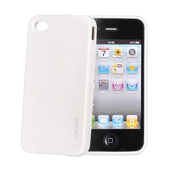 Vennus Jelly Silicone Samsung Galaxy S5 Mini/SM-G800F white