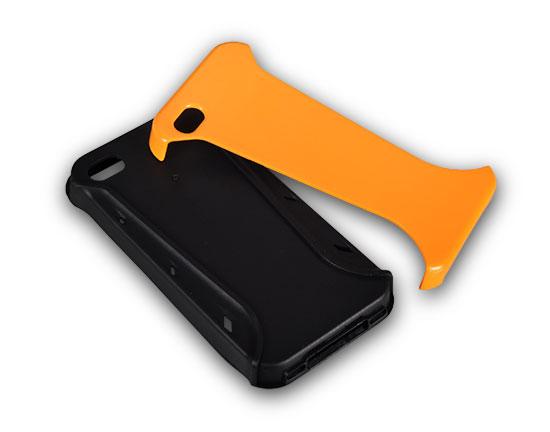 Vennus Hybrid Case i9500/i9505 Galaxy S4 orange