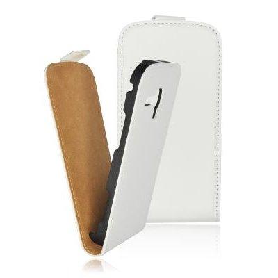 Slim Flip Case Samsung Galaxy Alpha/G850 white