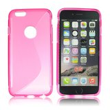"""Silicone S-Line iPhone 6 4,7"""" pink"""