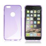 Silicone S-Line iPhone 6 Plus purple