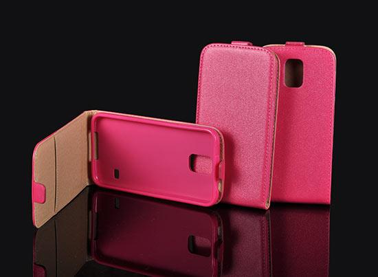 Slim Flip Case Sony Xperia Z1 Mini/Compact pink