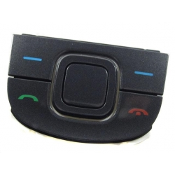 Nokia 3600s Keypad Function black ORIGINAL