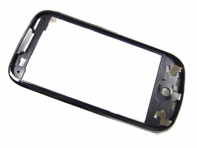Samsung i5800 FrontCover black ORIGINAL