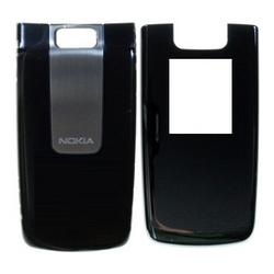 Nokia 6600F Cover black ORIGINAL