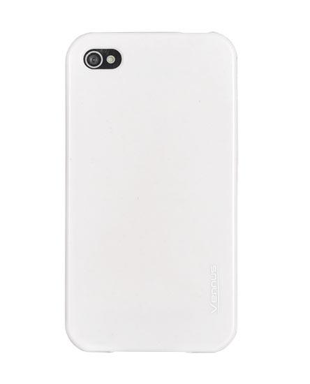Vennus Jelly Silicone Samsung i9190 Galaxy S4 Mini white