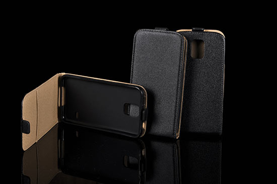 Slim Flip Case Huawei Ascend G526 black