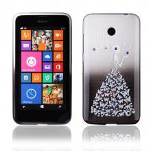 Lady Silicone Nokia Lumia 630 black