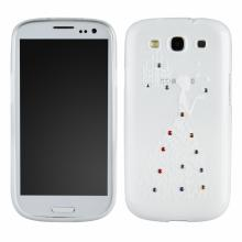 Lady Silicone Samsung Galaxy S5 Mini/SM-G800F white
