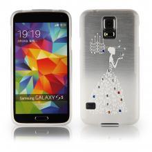 Lady Silicone Samsung Galaxy S5/G900 white