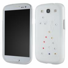 Lady Silicone Samsung i9500/i9505 Galaxy S4 white