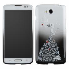 Lady Silicone Samsung i9500/i9505 Galaxy S4 black