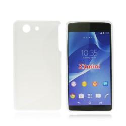 Sony Xperia Z3 Mini/Compact S-Line Silicone white