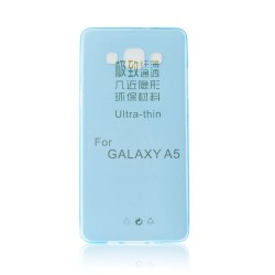 Samsung Galaxy A5 Ultra Slim 0.3mm Silicone blue