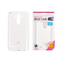 Jelly Silicone LG G3 Mini/D722 white
