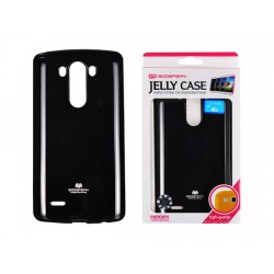 Jelly Silicone LG G3 Mini/D722 black