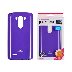 Jelly Silicone LG G3 Mini/G3S/D722 violet