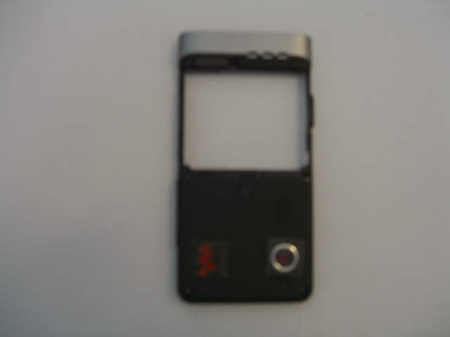 Sony Ericsson W910i RearCover black ORIGINAL