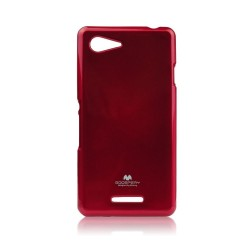 Jelly Silicone Sony Xperia E3 red