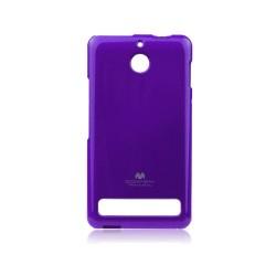 Jelly Silicone Sony Xperia E3 violet