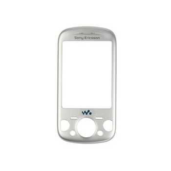 Sony Ericsson Zylo FrontCover silver ORIGINAL