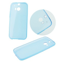 Silicone Ultra Slim 0.3mm Samsung G350 Galaxy Core Plus blue