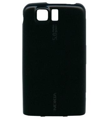 Nokia 6600is BatteryCover black ORIGINAL