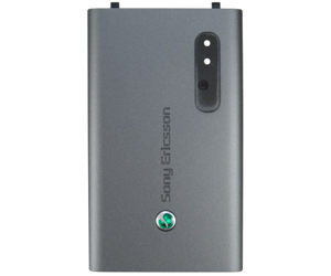 Sony Ericsson Yari BatteryCover grey ORIGINAL
