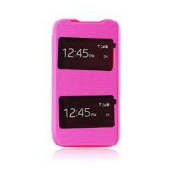 S-View Case Nokia Lumia 730/735 pink