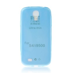 Silicone Ultra Slim 0.3mm Samsung i9500/i9505 Galaxy S4 blue