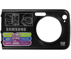 Samsung M8910 BatteryCover ORIGINAL