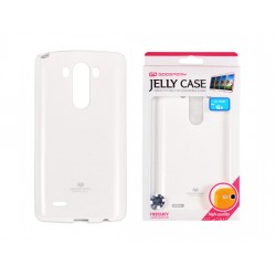 Jelly Silicone LG G3/D855 white
