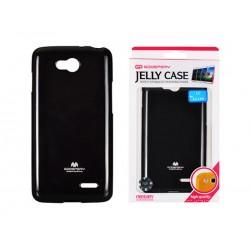 Jelly Silicone LG L90/D405 black