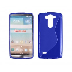 Silicone S-Line LG G3 Mini/G3S/D722 blue