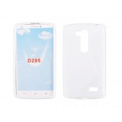 Silicone S-Line LG L Fino/D290 white
