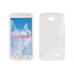Silicone S-Line LG L90/D405 transparent