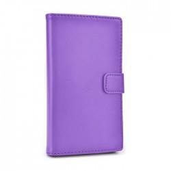 "4-4,5"" Universal Leather Modern Case purple"