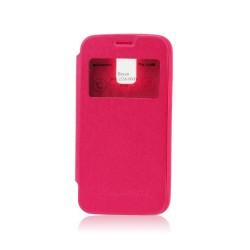 Mercury Wow View Case Samsung Galaxy S5 Mini/SM-G800F pink