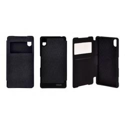 Samsung Galaxy S5 Mini SM-G800F Mercury Wow View Case black