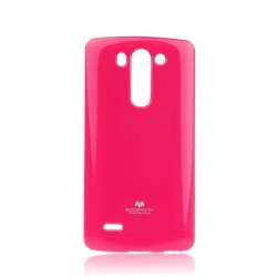 Jelly Silicone LG G3 Mini/G3S/D722 pink
