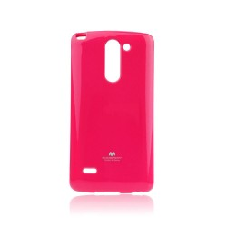 Jelly Silicone LG G3 Stylus/D690 pink