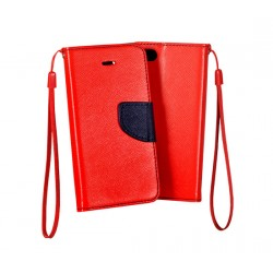 Telone Fancy Case Samsung i9190 Galaxy S4 Mini red-navy