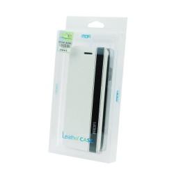 Mofi Leather Case iPhone 5S/5 blue
