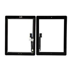 iPad 3/4 Touch Screen+Home Button black Grade A