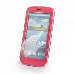 LG L40/D160 F View Book Case pink