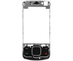 Nokia 6600s Display Frame black ORIGINAL