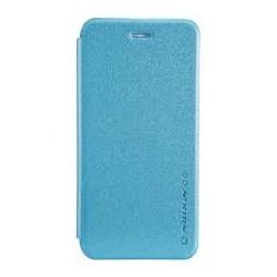 Microsoft Lumia 435 Nillkin Sparkle Folio Case blue