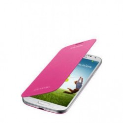 Samsung i9500 EF-FI950BPE Bokk Case pink